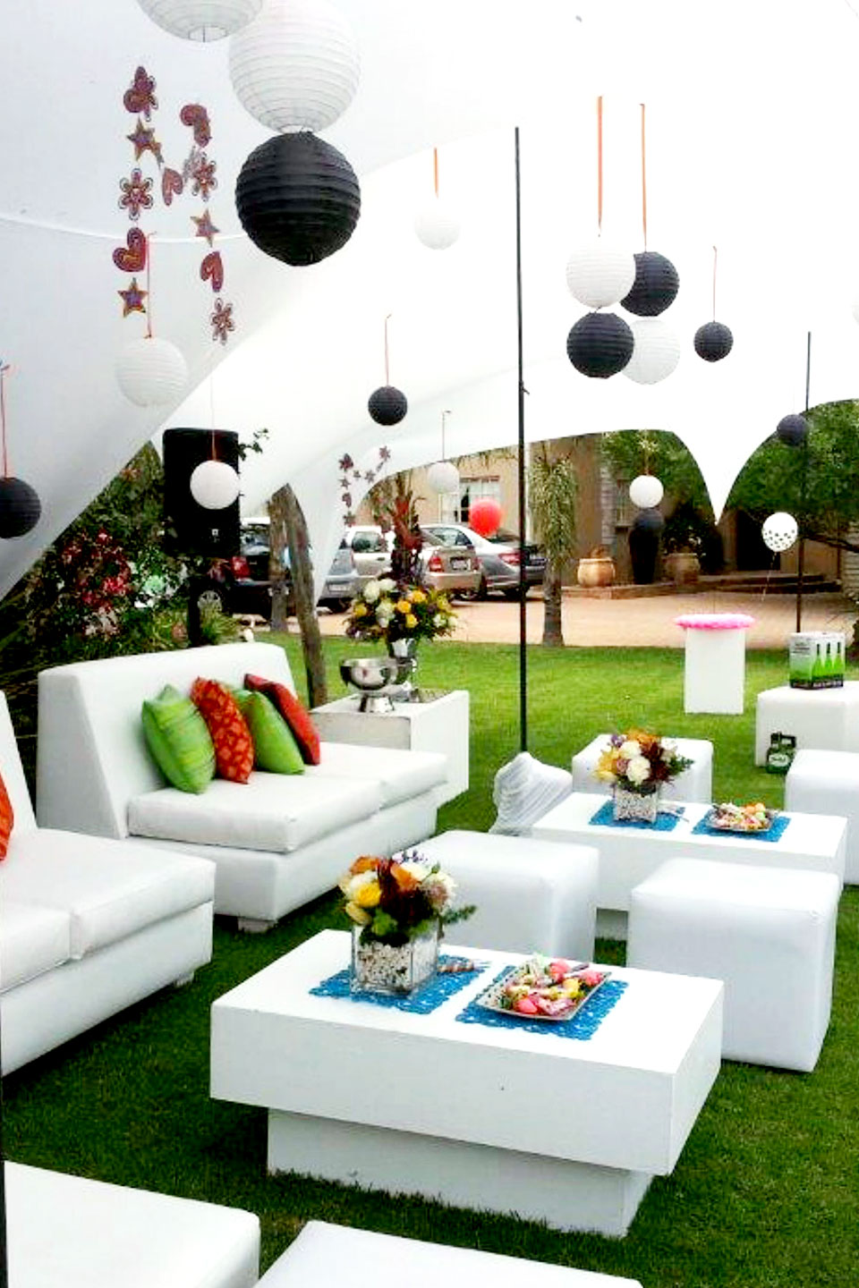 Decor4u corpate and wedding events cape town and for Decor 4 events