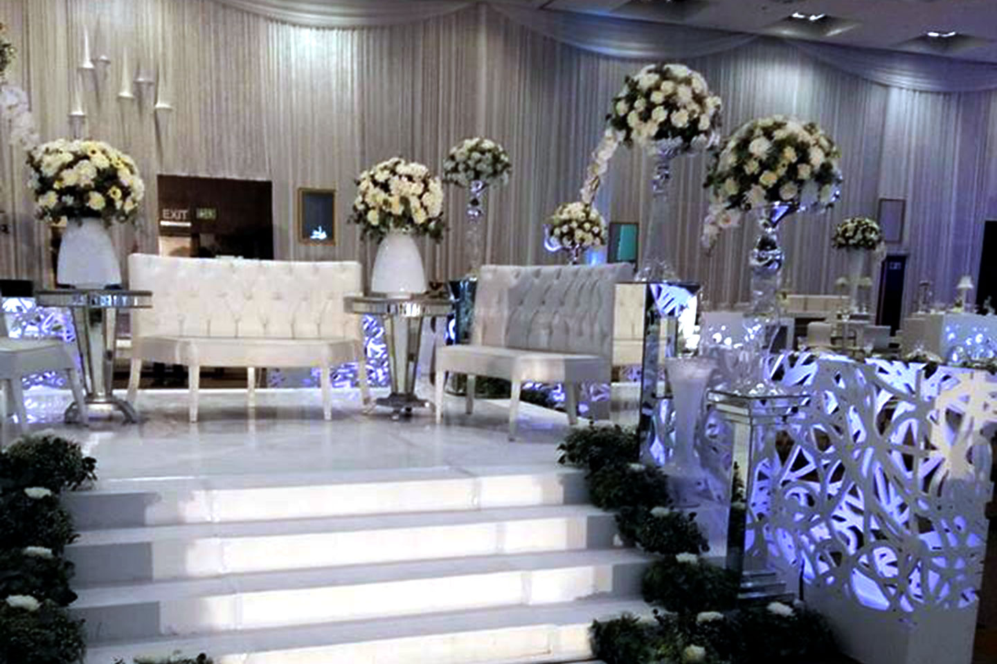 Decor4u corpate and wedding events cape town and johannesburg wedding celebrations junglespirit