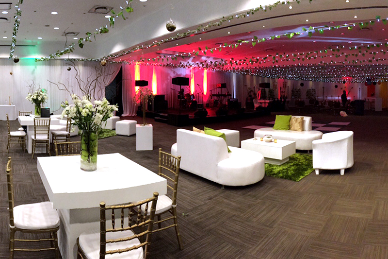 decor4u corpate and wedding events cape town and